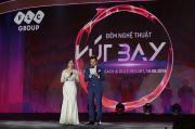 """Đêm nhạc """"Vút bay"""" ra mắt Bamboo Airways, thăng hoa đến phút cuối"""