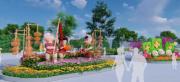 """Hạ Long""""chơi sang""""với Lễ hội hoa xuân quy mô nhất miền Bắc"""