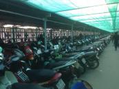 Ninh Thuận: Thu phí giữ xe sai quy định, vẫn chứng nào tật ấy