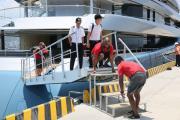 Chiêm ngưỡng du thuyền 150 triệu đô giữa vịnh Hạ Long