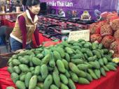 """Đâu phải cứ xuất xứ từ Thái Lan là hoa quả """"sạch"""""""
