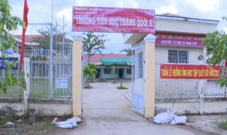 Khắc phục vụ sập ốp trần trường học làm nhiều học sinh bị thương