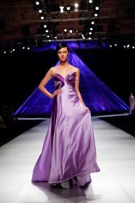 Hoa hậu Thuỳ Dung, siêu mẫu Hoàng Thuỳ hoá nàng thơ của NTK Hoàng Hải