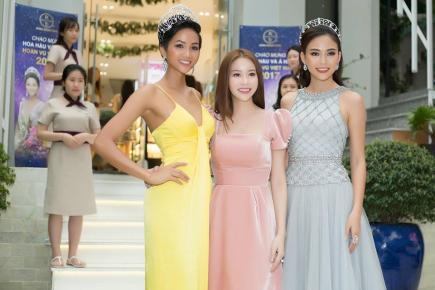 Hết Đặng Thu Thảo, Hari Won giờ đến Mâu Thủy cũng mê đắm chiếc váy này